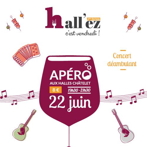 apéro-orléans-Hallez-c'est-vendredi-22-juin