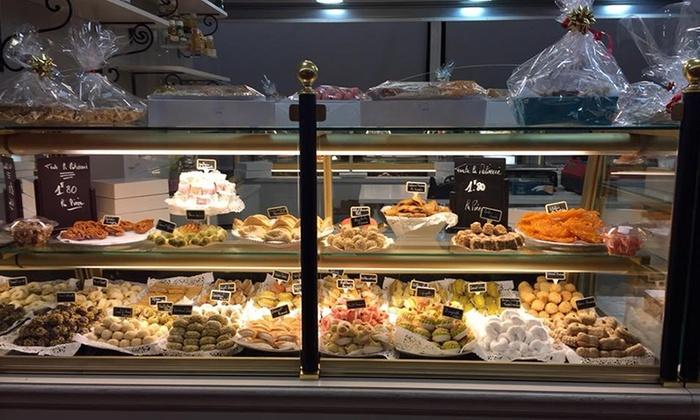 Boutique Délice Orientaux D'Hassana aux Halles Châtelet d'Orléans